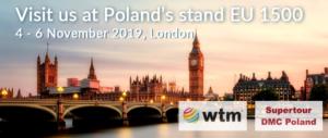 Supertour DMC Poland at WTM London